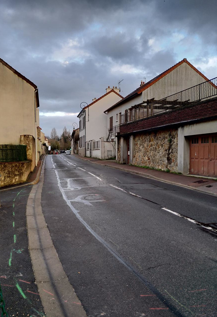 Rue des Maraîchers